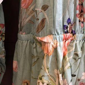 Anthropologie Dresses - Anthropologie floral dress